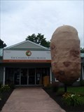Image for The Giant Potato - The Canadian Potato Museum - O'leary, PEI