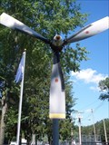 Image for Veterans Memorial Park Propeller - Salamanca, New York