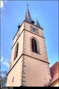 Image for Bell tower of the Church of Ss. Peter and Paul / Zvonice kostela Sv. Petra a Pavla - Ledec nad Sázavou (Vysocina)