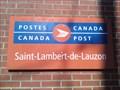 Image for Saint-Lambert-de-Lauzon Succursale Bureau-Chef - G0S 2W0