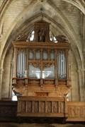 Image for L'orgue de la Basilique Notre-Dame - L'épine, France