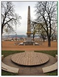 Image for Obelisk in Denis Gardens, Brno, Czech Republic