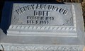 Image for Henry Duff - Stony Point Cemetery - Rural Douglas County, KS