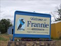 Image for Biggest Little Town in Wyoming - Frannie, Wyoming