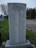 Image for Millfield Ohio Mine No.6 diaster memorial