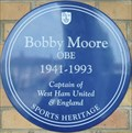 Image for Bobby Moore - Green Street, London, UK