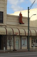 Image for Tip-Top Boots and Shoes -- West Garrison Ave. Historic District -- Fort Smith AR