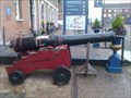 Image for Cannons - Portsmouth Historic Dockyard, Hampshire