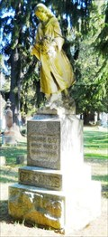 Image for Fleming Burial Monument - Pleasantville, PA