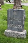 Image for Elizabath Lampman - Cedar Cemetery - Montrose, CO