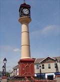 Image for Tredegar Town Clock - Blaenau Gwent, Wales.
