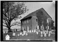 Image for Old Pittsgrove Presbyterian Church - Daretown, New Jersey