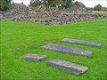 Image for Cemetery, Monk Bretton Priory, Barnsley, South Yorkshire, UK.