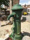 Image for Pompe n°1 du Cimetière - Vitry-le-François, France