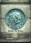 Image for Heinrich Karl von Dechen-Relief, Königswinter, NRW, Germany