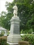 Image for Kenea Soldiers' Monument - Walcott, CT
