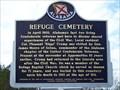 Image for Refuge Cemetery - Lincoln, AL