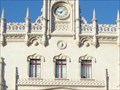 Image for Rossio Train Station Clock - Lisbon, Portugal