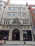 Image for St Mary's Church Moorfields - Eldon Street, London, UK