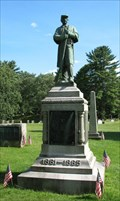 Image for Civil War Monument.  Ware, MA
