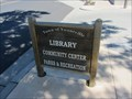 Image for Yountville Library - Yountville, CA
