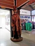 Image for Honest Abe in Wood - Haugan, MT