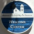 Image for Mission San Luis Rey Welcome Center - Oceanside, CA