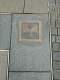 Image for Boundary Marker No. 03  -  Three Quays Walk, Tower Hill, London, UK