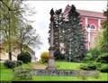 Image for Marian column in park / Mariánský sloup v parku - Klášterec nad Ohrí (North-West Bohemia)