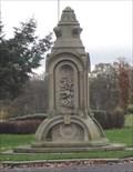 Image for Alderman Thomas Beaumont Fountain - Bradford, UK