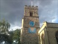 Image for Church of St Mary the Virgin Belltower, Putney, London UK
