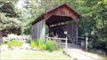 Image for SHORTEST -- Covered Bridge in Oregon - Lost Creek Covered Bridge