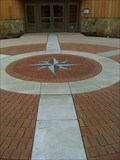 Image for Compass Rose - Observatory Park, Montville Twp, Ohio