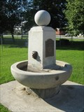 Image for Main Street Fountain - Enosburg Falls, Vermont