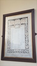Image for Roll of Honour - St Denys - Eaton, Leicestershire