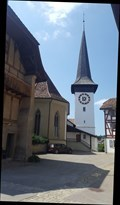 Image for Bell Tower of the Reformed Church - Köniz, BE, Switzerland