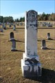 Image for Thomas Jefferson Mayo - Myrtle Springs Cemetery - Quitman, TX