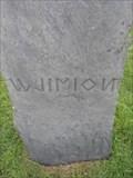 Image for RuneStone, Aberystwyth Castle, Aberystwyth, Ceredigion, Wales