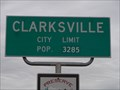 Image for Clarksville, TX - Population 3285