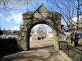 Image for Entrance Gate to Archbishop's Palace Gardens - Maidstone, UK
