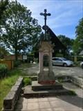 Image for Christian Cross - Kravare, Czech Republic