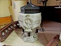 Image for St. Peter's Cathedral Holy Water Font - Charlottetown, PEI