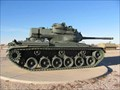 Image for M47 Patton Tank - Yuma, AZ
