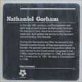 Image for Nathaniel Gorham