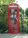 Image for K9 Phone Box, Woburn Abbey, Beds, UK
