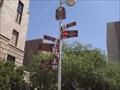 Image for Phoenix Sister Cities Sign - Phoenix AZ