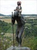 Image for Christophorus-Statue - Dorscheid - RLP - Germany