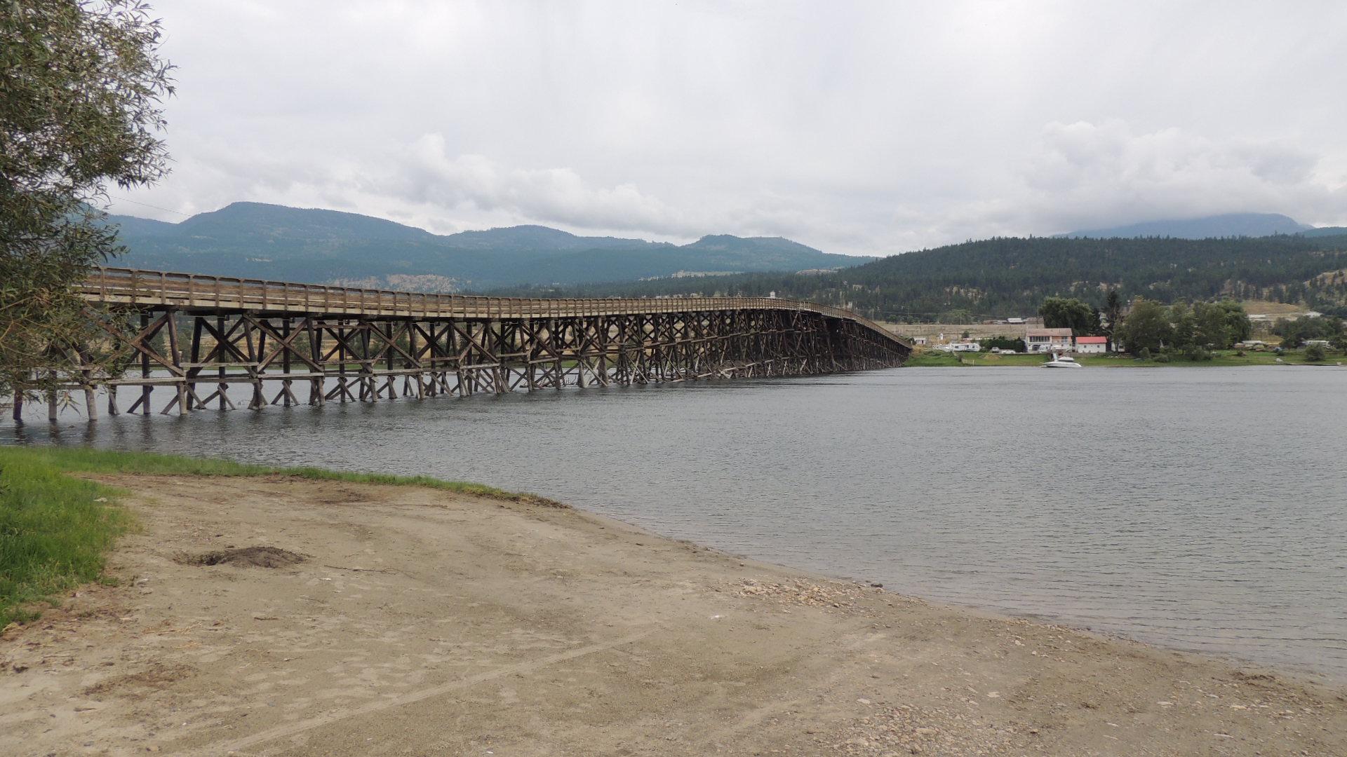 Ramp-Bridge