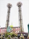 Image for Doctor Doom's Fearfall  - Satellite Oddity - Orlando, Florida, USA.