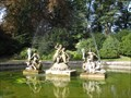 Image for North Fountain of Triton and Nerieds - Waddesdon Manor, Buckinghamshire, UK